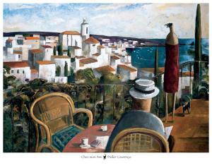 Chez mon Ami by Didier Lourenco