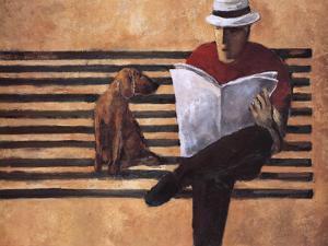 El Hombre del Periodico by Didier Lourenco