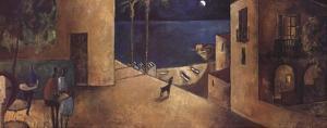 El Perro y la Luna by Didier Lourenco