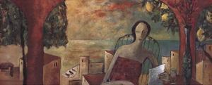 Interior Rojo by Didier Lourenco