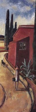 La Casa Vermella by Didier Lourenco