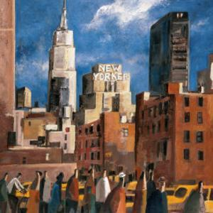 NY Streets by Didier Lourenco