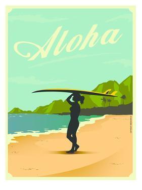 Aloha by Diego Patino