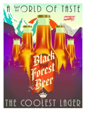 Black Forest Beer by Diego Patino