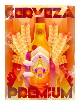 Cerveza Premium by Diego Patino