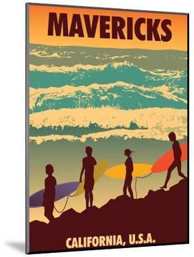 Mavericks by Diego Patino