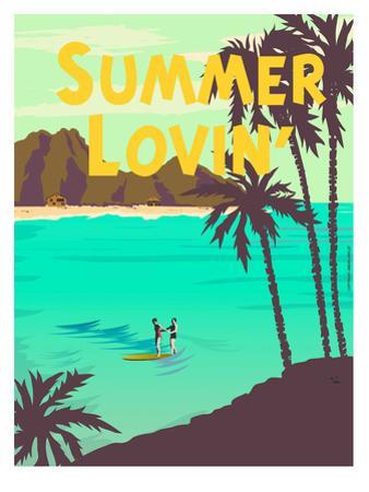 Summer Lovin' by Diego Patino