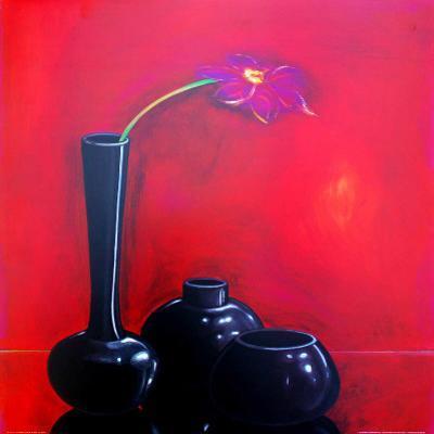 Still Life in Black I by Diego Patrian