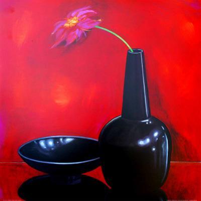 Still Life in Black II by Diego Patrian