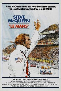 Diego Peretti, Le Mans, 1971