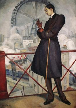 Adolfo Best-Maugard (1891-1965), 1913 by Diego Rivera