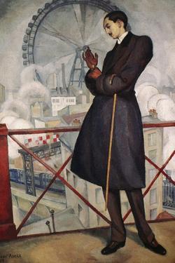 Adolfo Best-Maugard (1891-1965), 1913 by Diego Rivera