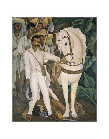 Agrarian Leader Zapata