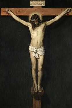 Christ Crucified, Ca. 1632 by Diego Velazquez