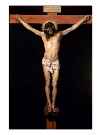 Christ on the Cross, circa 1630