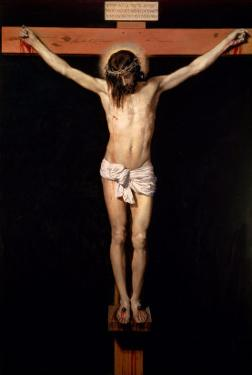 Christ on the Cross, circa 1630 by Diego Velazquez