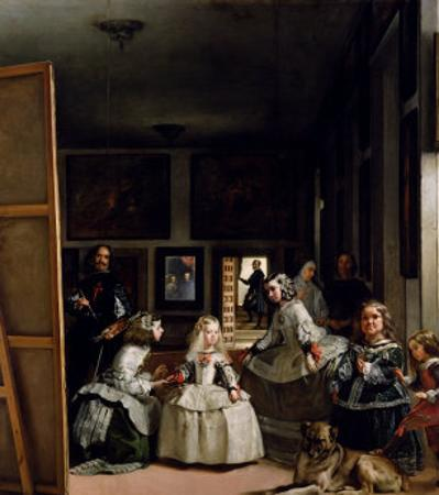 Las Meninas or the Family of Philip IV, circa 1656