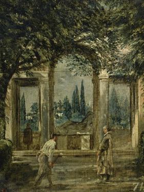 Medici Villa by Diego Velazquez