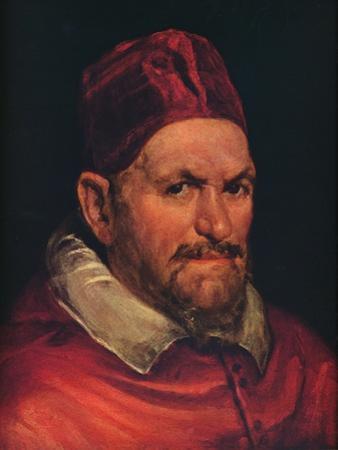 'Pope Innocent X', c1650 by Diego Velazquez