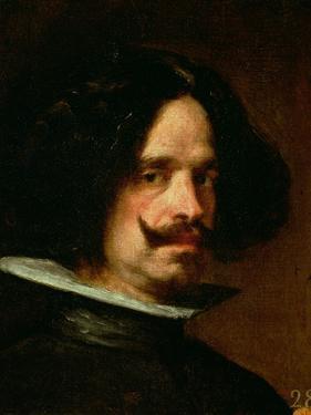 Self Portrait by Diego Velazquez