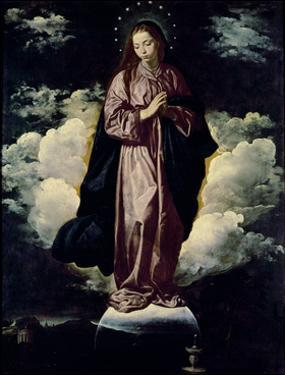 The Immaculate Conception, C.1618 by Diego Velazquez