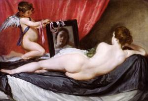 The Rokeby Venus, circa 1648-51 by Diego Velazquez