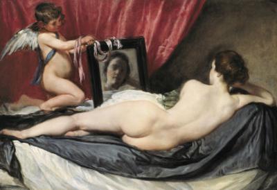 The Rokeby Venus by Diego Velazquez
