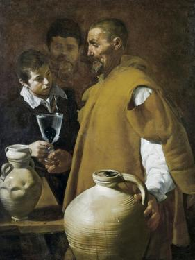 The Waterseller of Seville by Diego Velazquez