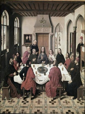 The Last Supper by Dieric Bouts the Elder