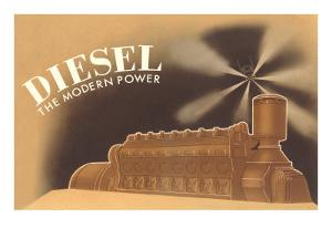 Diesel the Modern Power