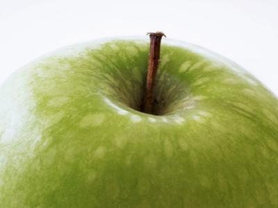 Granny Smith Apple by Dieter Heinemann