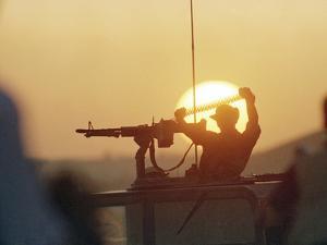 Gulf War 1990 by Diether Endlicher