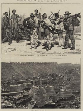 Digging for Diamonds at Cape Colony