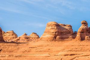 Arches National Park in Moab Utah Usa by digidreamgrafix