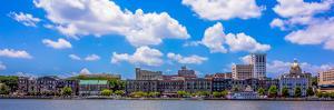 Savannah Georgia Waterfront Scenes by digidreamgrafix
