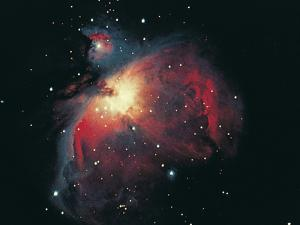 Great Orion Nebula by Digital Vision.