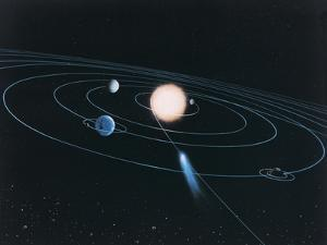 The World of the Inner Solar System by Digital Vision.