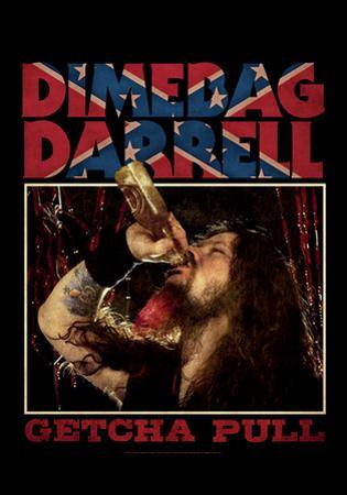 Dimebag Darrel - Getcha Pull