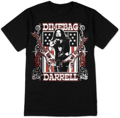 Dimebag Darrell- Guitar Flag