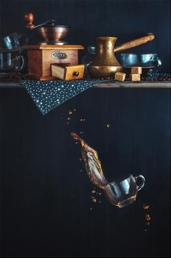 Coffee From The Top Shelf by Dina Belenko