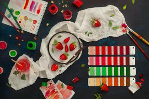 Shades of Strawberry by Dina Belenko