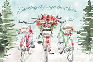 Holiday Ride I by Dina June
