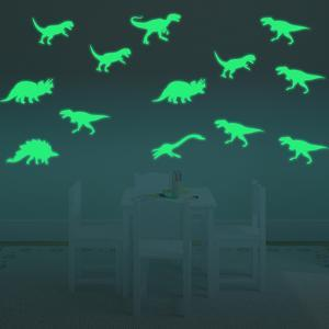 Dinosaur Glowing