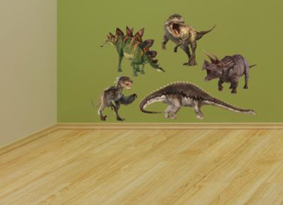 Dinosaur Group Layout