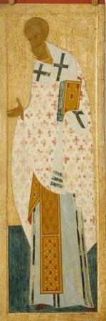 Saint Nicholas, Ca 1502 by Dionysius