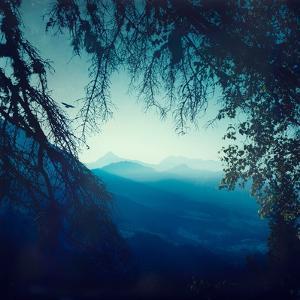 Blue Morning by Dirk Wuestenhagen