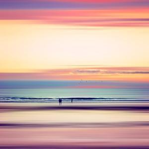 Pastel Horizons by Dirk Wuestenhagen