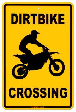 Dirtbike Crossing