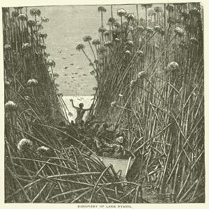 Discovery of Lake Nyassa