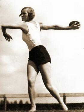 Discus Thrower at the Berlin Olympic Games, 1936